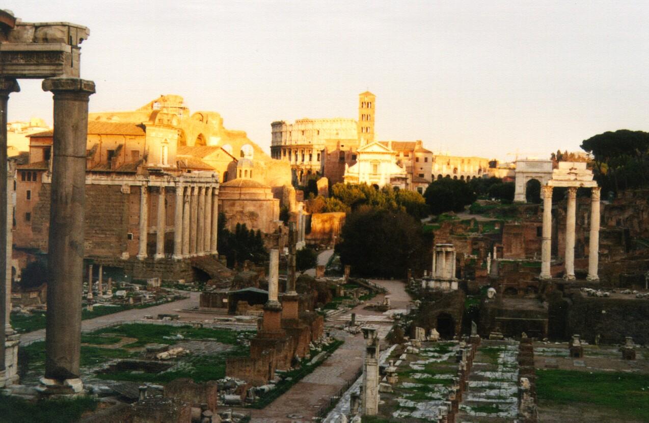 Forum Roman Ancient Rome